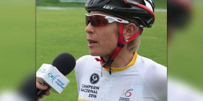 Con toda su energía Luz Adriana Tovar representará a Colombia en el Panamericano de Ciclismo de Ruta en Venezuela 1 edited