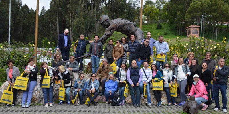 Continúa la promoción internacional de Catedral de Sal y de Zipaquirá como destino turístico