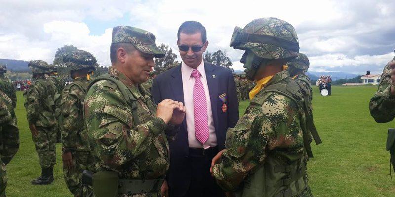 En Cogua 150 Soldados juraron bandera dando inicio a su segunda etapa del servicio militar