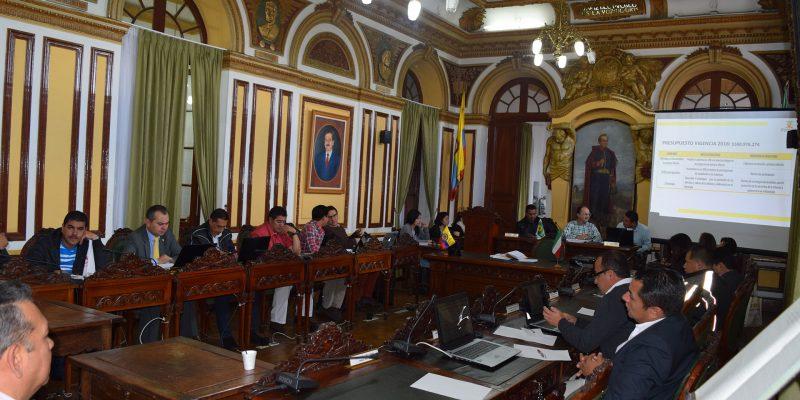 Por unanimidad y de manera participativa fue aprobado el Plan de Desarrollo Zipaquirá Nuestra