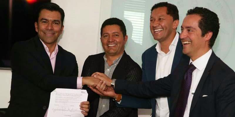 Tocancipá se vincula al Plan Departamental de Aguas