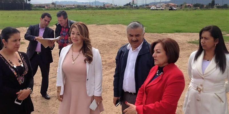 Alcaldía de Cajicá gestiona donación de predio de la Gobernación para un Megacolegio