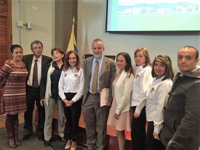 Cajicá adelantó de participativamente la Décima Jornada de Actualización en Salud Pública