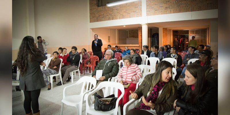 En Mercedes de Calahorra de Chía se está aplicando la prueba piloto del Presupuesto participativo