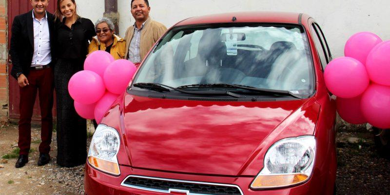 Sin precedentes Tocancipá celebró la fiesta de las madres con grandes sorpresas y mucha alegría