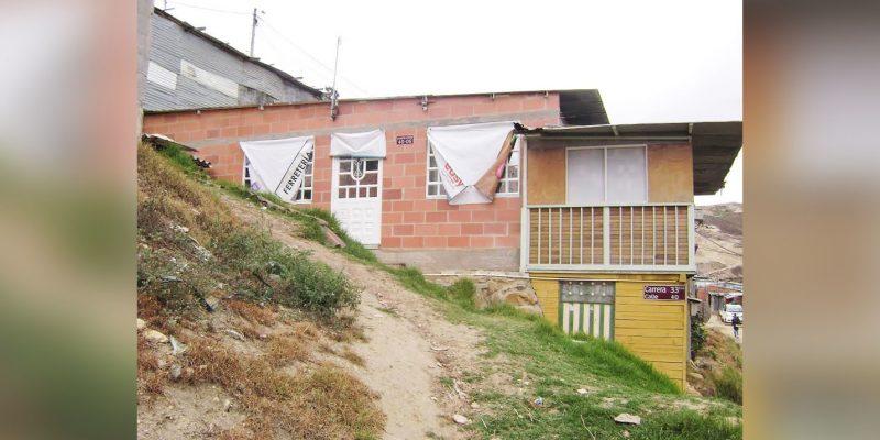 100.000 unidades de material entregaron Grupo Ladrillo Verde para mejoramiento de vivienda