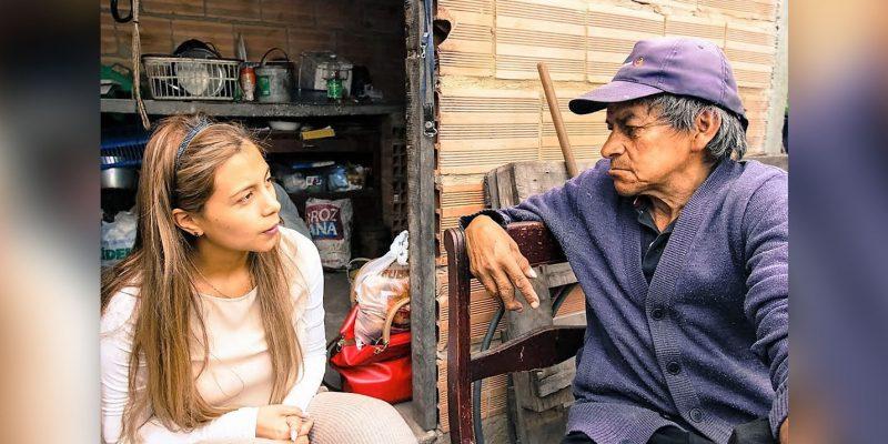 Canitas Con Corazón llegó a la casa de Alfonso Sánchez
