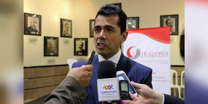 Contralor de Cundinamarca exhorta a alcaldes a fortalecer tributación municipal