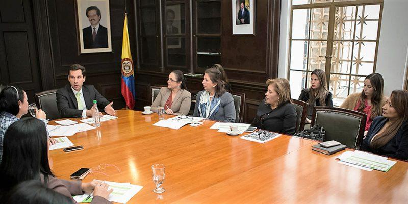 Dirección de Mujer Rural empezaría funcionar a partir de octubre