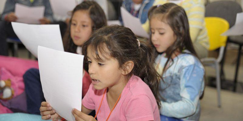 Cerca de mil niños y jóvenes se sumaron al cuento de comentar libros en vacaciones