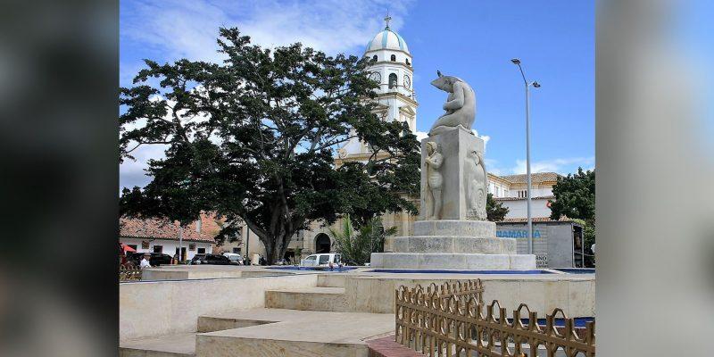 Chia Cundinamarca Parque Fot O.Arias