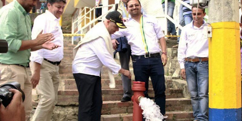 El municipio de La Peña cuenta ya con el servicio de agua potable