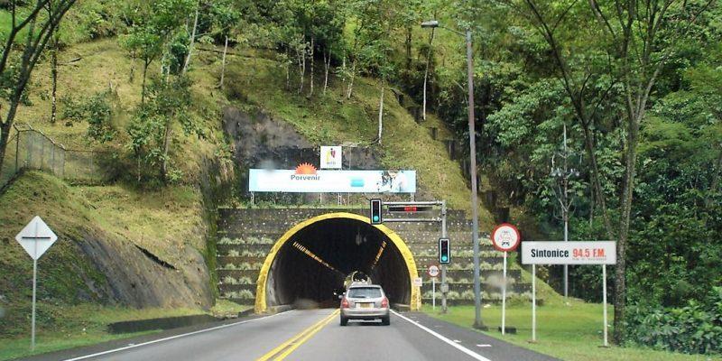 Inician pruebas de movilidad en los nuevos túneles en la vía Bogotá Villavicencio