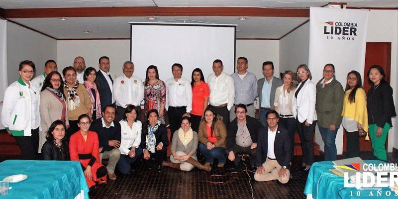 Alcalde Orlando Díaz Canasto en Premio Colombia Líder