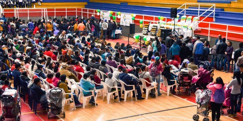 Alcalde Walfrando Forero socializó nuevo proyecto de vivienda