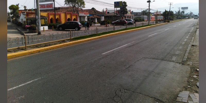 Avenida Pradilla. Foto cortesía Inmobigar