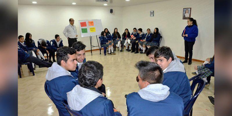Colegios de Chía se montan en los planes viales escolares