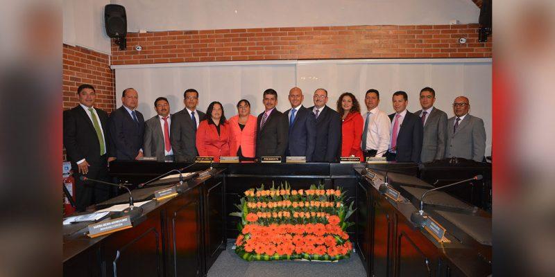 Concejo de Tocancipá exalta labor social de sus ciudadanos