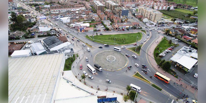 El 10 de octubre comenzarán obras viales de ampliación en la variante Chía Cota costado sur