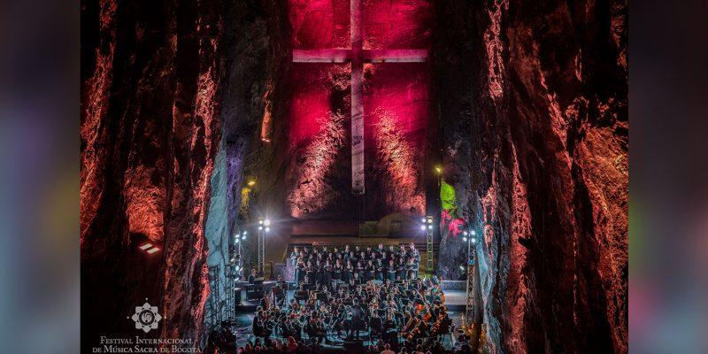 En Catedral de Sal también se vivió el V Festival Internacional de Música Sacra de Bogotá