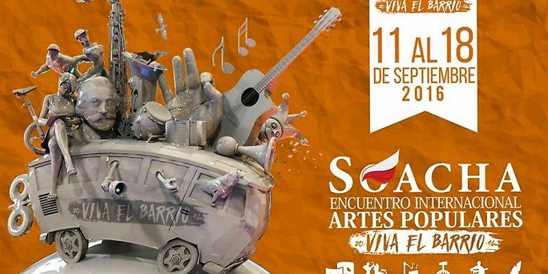 En Soacha tercera versión del Encuentro Internacional de las Artes Populares 2016