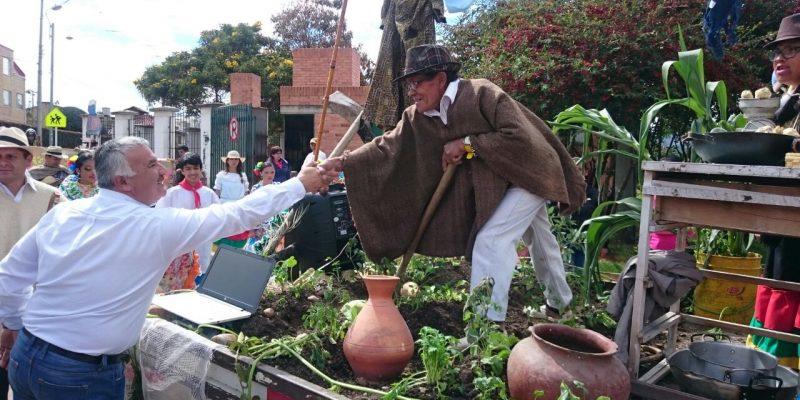 Iniciaron con amplia participación los Juegos comunales de Cajicá