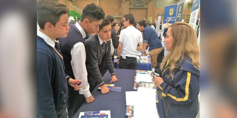 Más estudiantes de Chía camino a la Universidad