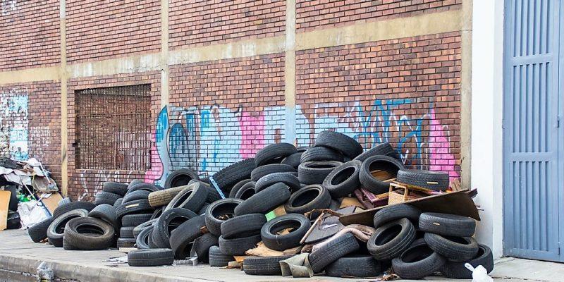 MinAmbiente tiene como meta reciclar el 90 de llantas usadas en el país