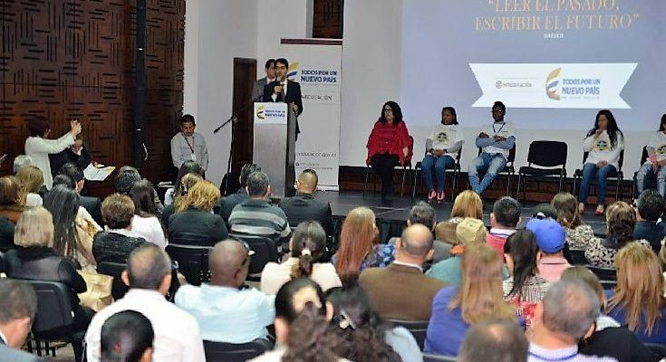 Mineducación suscribió acuerdo para seguir combatiendo el analfabetismo 1