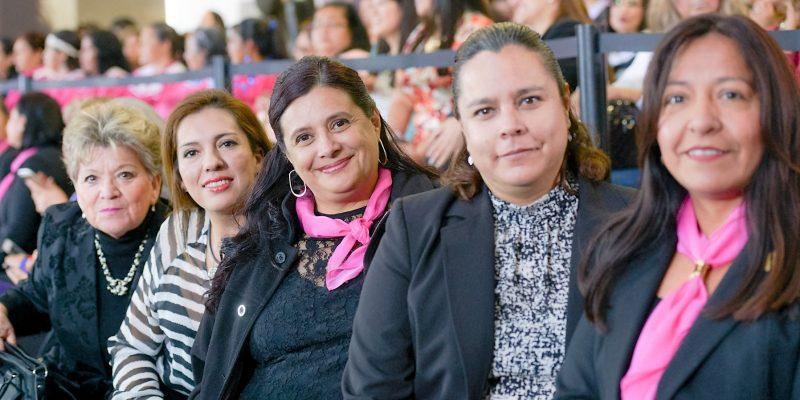 Mujeres Liderando América Latina