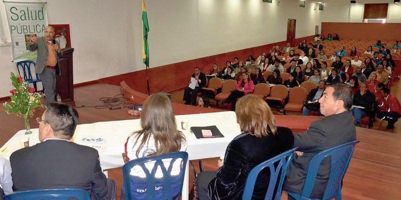 Plan de gestión en salud laboral preparan empresas de Chía