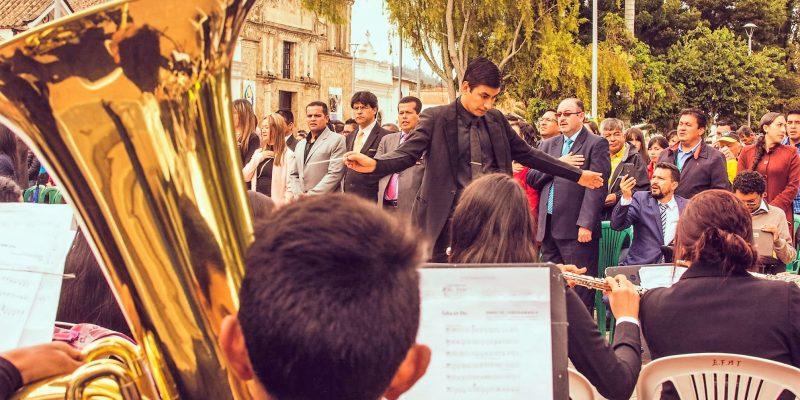 Tocancipá y Chía ocuparon primer y tercer lugar en el Concurso Nacional de Bandas Sinfónicas Infantiles1