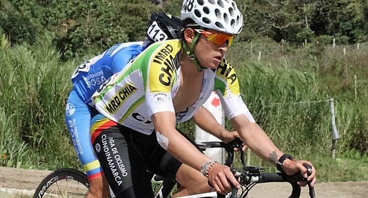 Wilmar Castro Campeón de Montaña en la Vuelta de la Juventud