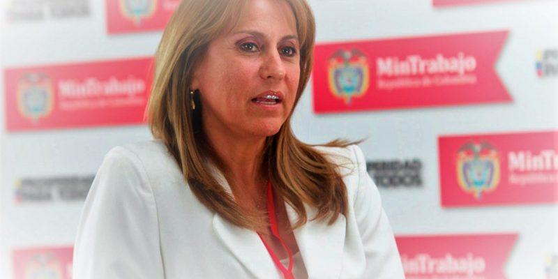 Copia de Griselda Janeth Restrepo Gallego nueva Ministra de Trabajo 2