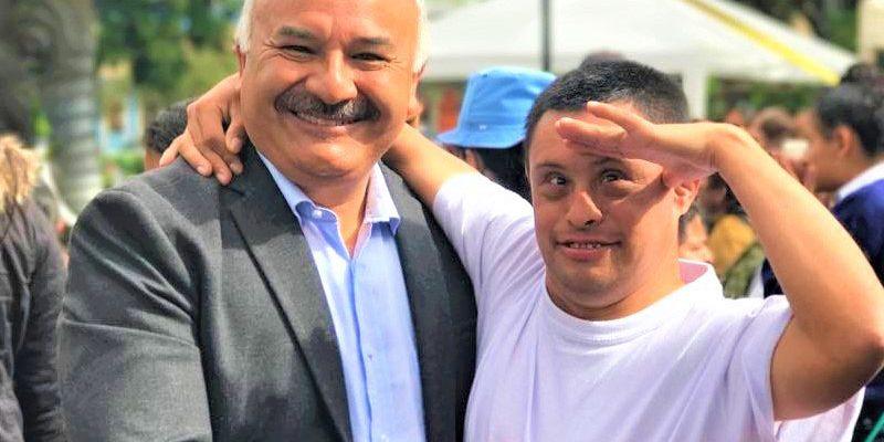 Alcalde Orlando Díaz Canasto realizó una nueva