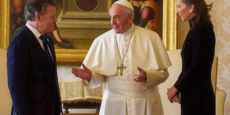 La visita del Papa no tiene costo para Bogotá