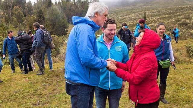 Con campesinos de zonas rurales de Bogotá Distrito reactivará turismo en páramos