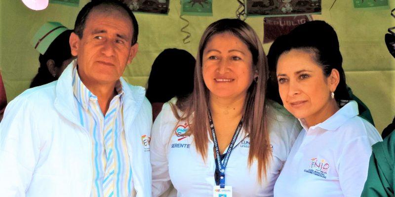 Tenjo se unió a la Tercera Jornada de Vacunación Nacional Día de Ponerse al Día