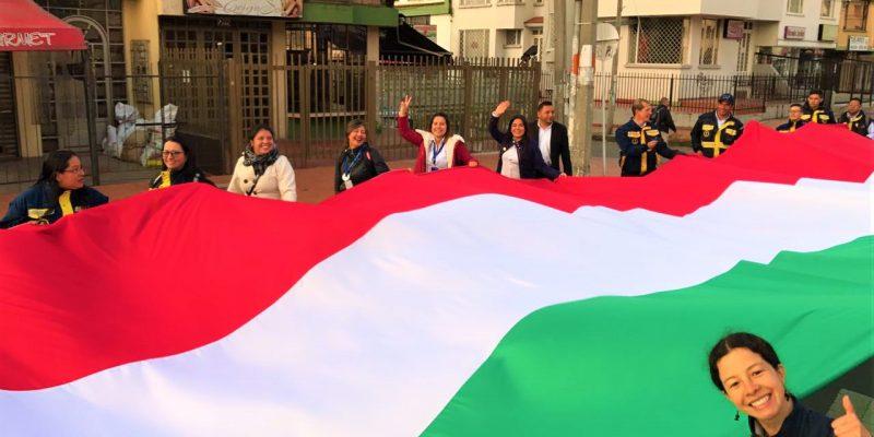 Zipaquirá hoy está celebrando con gran orgullo 417 años de fundación 2
