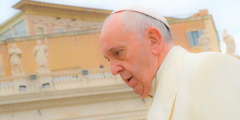 El mundo siente las lágrimas del papa