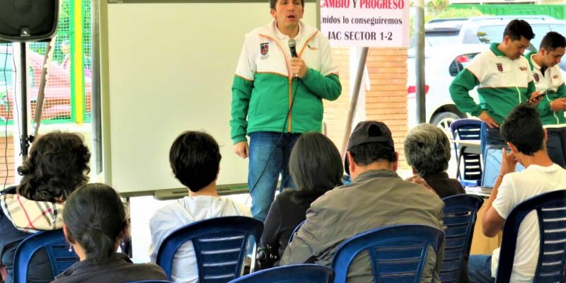 La gente de Chía ya eligió en qué invertirá cerca de 6.000 millones