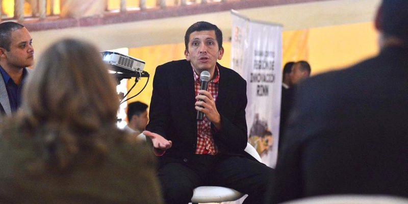 Alcalde de Chia busca la creacion de una mesa tecnica para la PTAR II