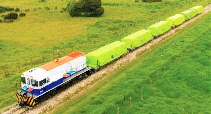 Corredor ferreo Bogota Belencito esta listo para la operacion de trenes de carga