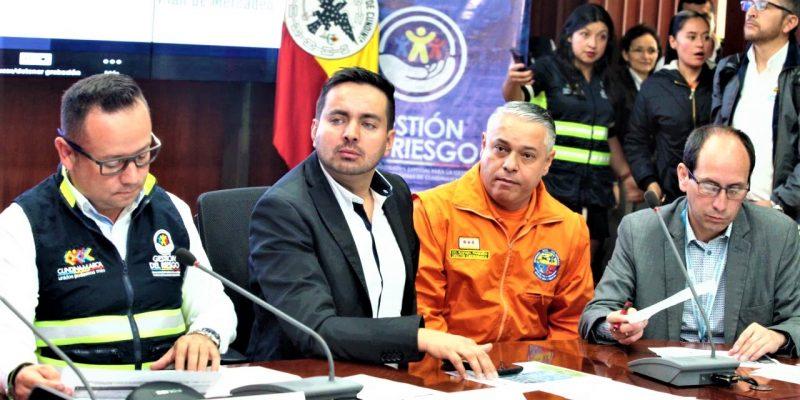 Cundinamarca pionero en la formulacion de la Politica Publica del Riesgo de Desastres