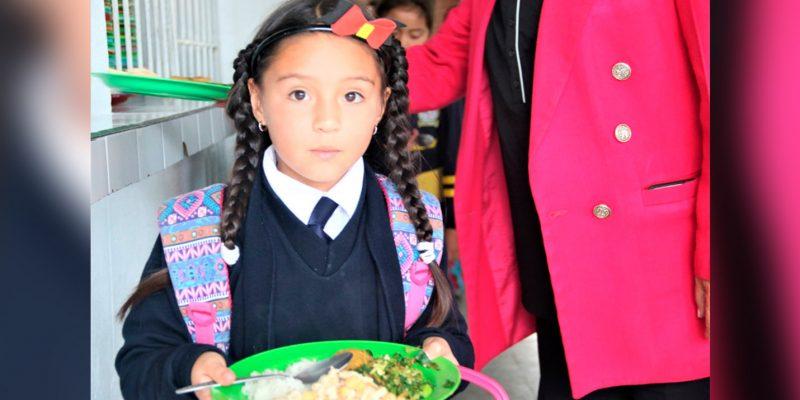 alimentacion escolar