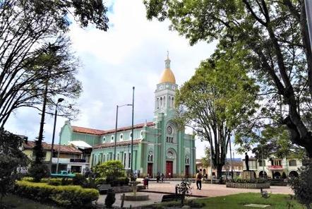 iglesia cajica