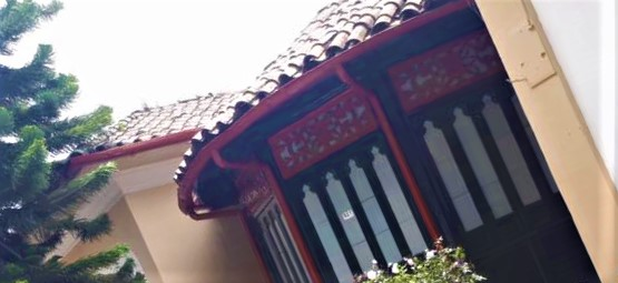Alcaldía de Cajicá solicitó conservación de la Casa Ospina del parque principal