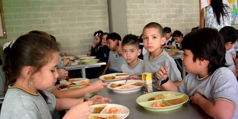 Sin cobertura de PAE 538.000 estudiantes en 4 departamentos y 12 municipios