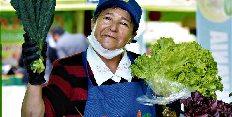 Arrancan los Mercados Campesinos 2018 el próximo 1 de junio en la Plaza de Bolívar