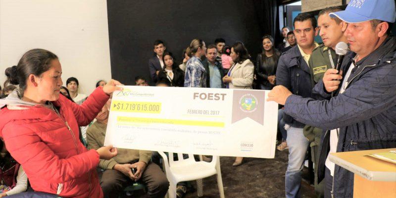 De manera integral avanza la educación en Tocancipá